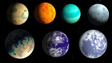 ¿Estamos solos en el universo?, la NASA descubre siete ...