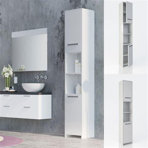 estantería de baño madera armario de baño estante de baño ...