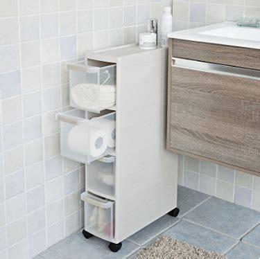 estanterias bano amazon | Pequeño almacenamiento de baño ...