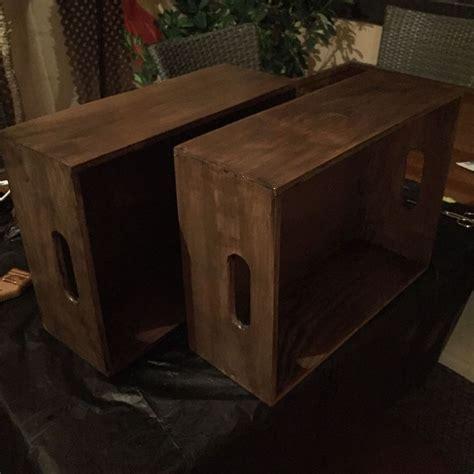 Estanterías decorativas con cajas   Leroy Merlin