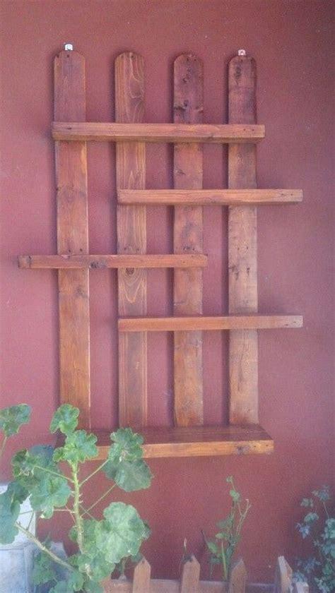 Estantes de madera para plantas | JARDINERÍA en 2019 ...