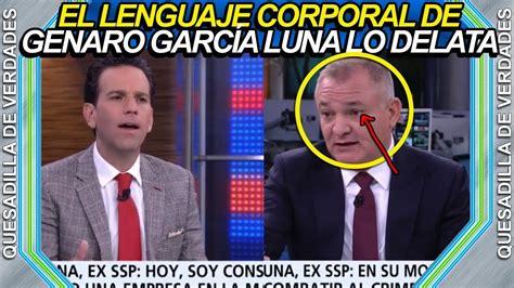 Estas coincidencias revelan que Genaro García Luna no fue ...