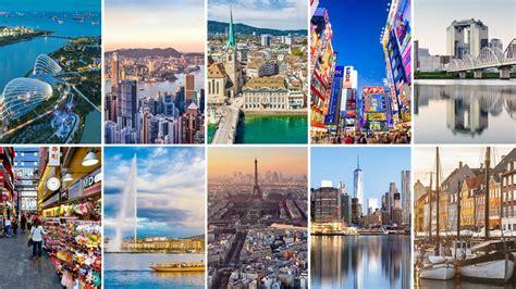 Estas son las 10 ciudades más caras del mundo   Monumental ...