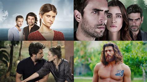 Estas son las 10 series turcas más vistas de nuestro país ...