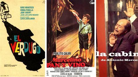 Estas son las 100 películas españolas que deberías haber visto
