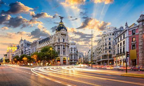 Estas son las calles más bonitas de Madrid por las que ...