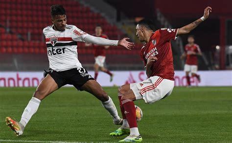 Estatísticas de River Plate 2x1 SPFC   Libertadores 2020 ...