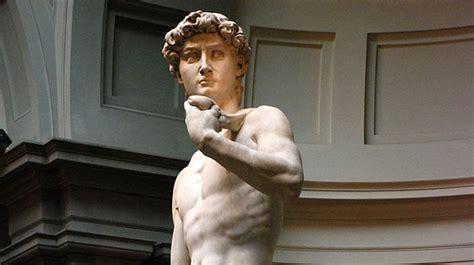 Estatua en peligro: El David de Miguel Ángel podría ...