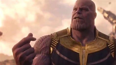 Este easter egg de Thanos desaparece la mitad de las ...