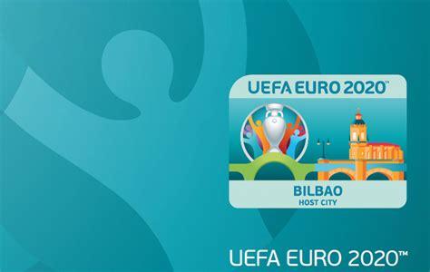 Este es el logotipo de Bilbao como sede de la EURO 2020 ...