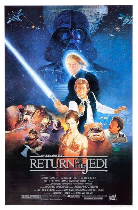 Este es el ránking de las películas de Star Wars