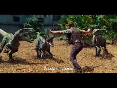 Este es el Segundo Trailer Internacional de Jurassic World ...
