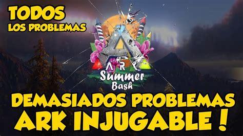 ESTE EVENTO ARRUINO EL ARK EN CONSOLA! ROLLBACK, PERDIDAS ...