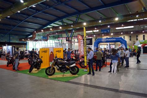 Este fin de semana se celebra en Málaga el Salón Moto&Bike ...