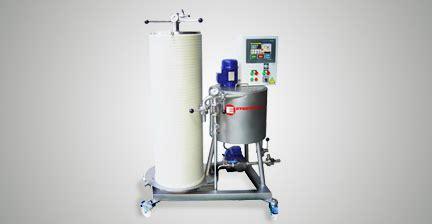 Esteryfil   Maquinaria para filtración de líquidos