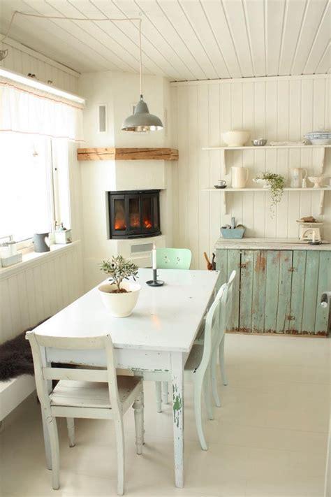 Estilo escandinavo. Decoración del hogar.