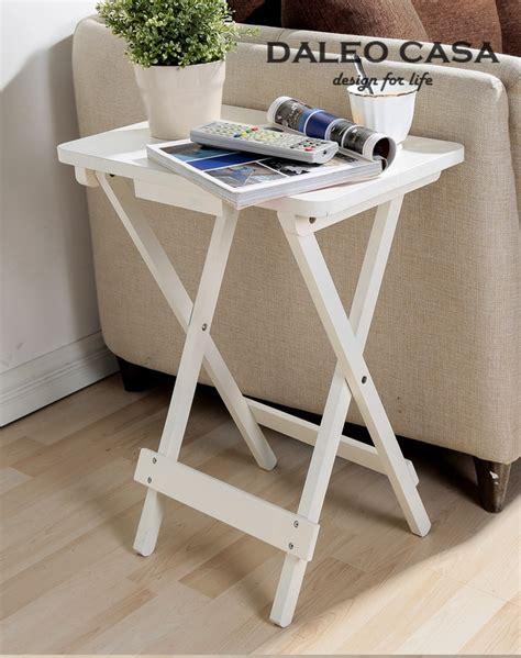 Estilo IKEA Nordic simple mesa pequeña mesa plegable mesa ...