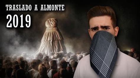ESTO ME OCURRIÓ EN EL TRASLADO DE LA VIRGEN DEL ROCÍO A ...