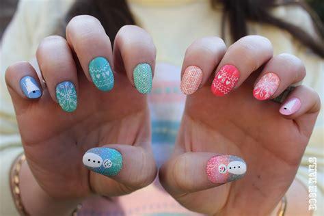 Estos diseños de uñas navideñas para niñas les encantarán ...