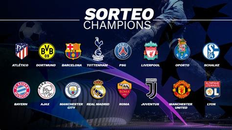 Estos son los 16 equipos clasificados para octavos de ...