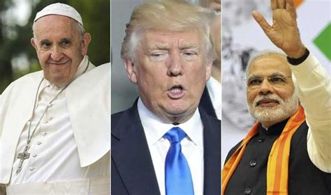 Estos son los líderes mundiales más seguidos en Twitter