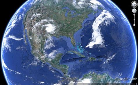 Estos son los lugares que Google Earth no quiere que vean
