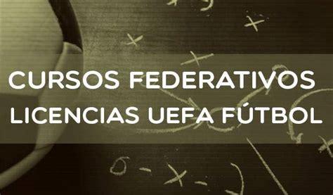 Estos son los nuevos Cursos FFCV de Entrenador de Fútbol ...