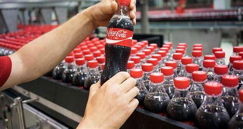 Estos son los precios oficiales de los productos Coca Cola