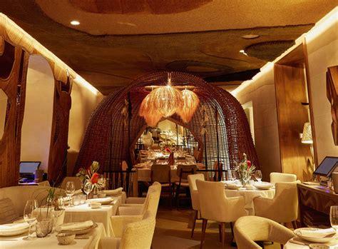 Estos son los restaurantes de Madrid donde reservar a la ...