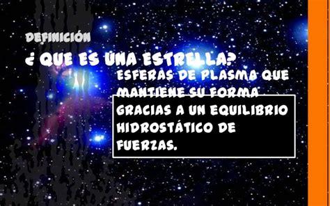 Estrellas y particulas subatomicas