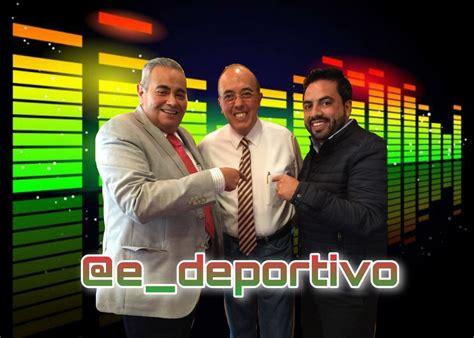 Estrenando mes con Espacio Deportivo de la Tarde 01 de ...