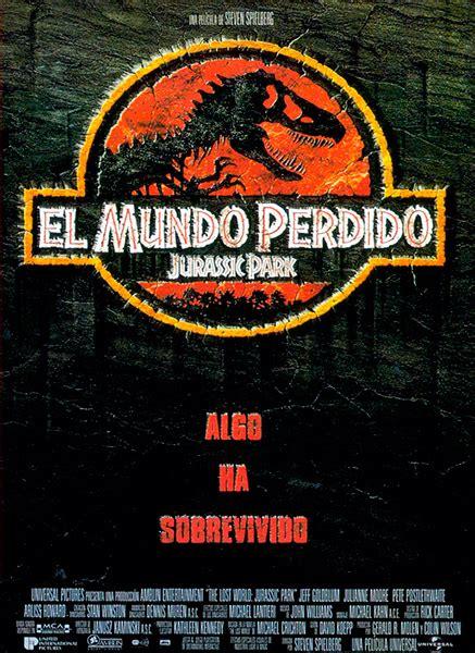 Estreno de El mundo perdido: Jurassic Park el 29 de ...