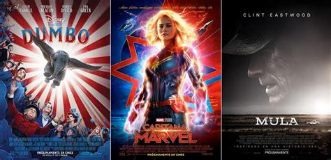 Estrenos de cine en cartelera   Marzo 2019 | Cines.com