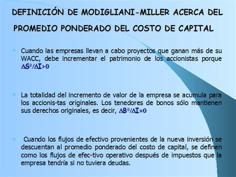 Estructura de capital   Monografias.com