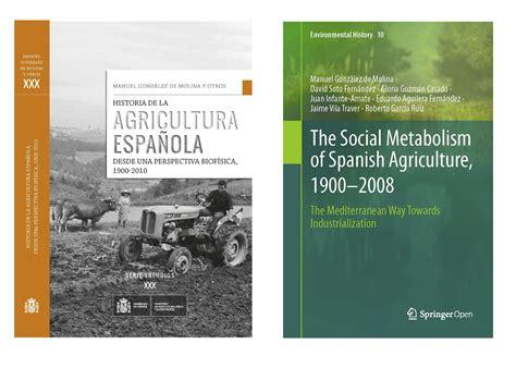 Estudian las transformaciones de la agricultura española a ...