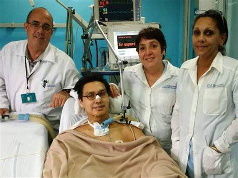 Estudiante paralizado se queda en Cuba por sistema médico ...
