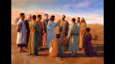 Estudio Bíblico | Elección de los doce apóstoles ...