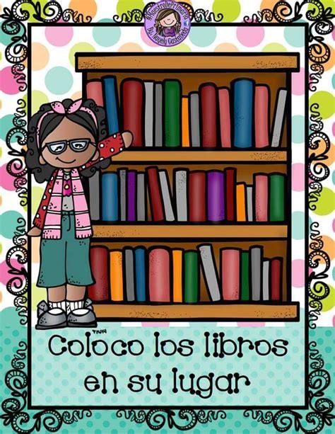 Estupendo y bonito reglamento de la biblioteca escolar ...