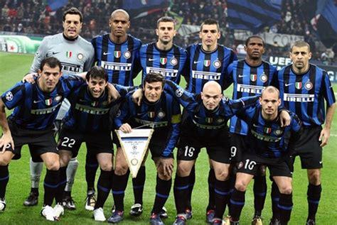 Et si l Inter Milan 2010 était la plus belle équipe de l ...