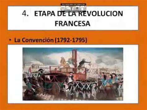 Etapas De La Revolucion Francia   YouTube