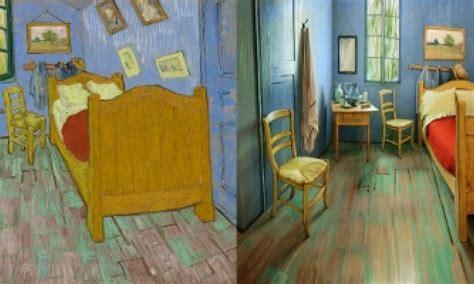 Etats Unis: dormir dans « La chambre de Van Gogh » pour ...