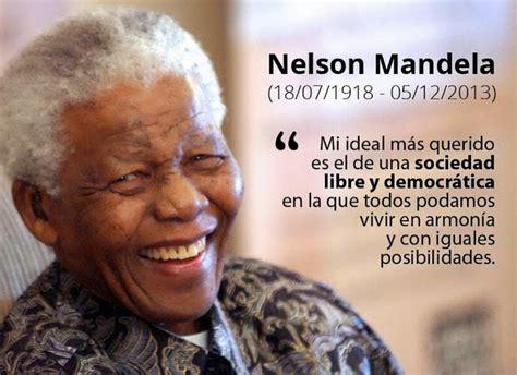 Eterno Nelson Mandela.