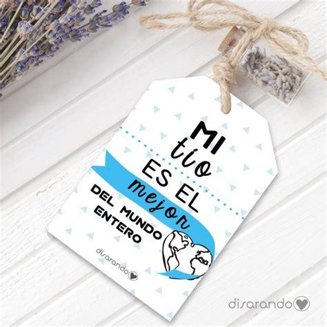 Etiqueta para regalos, etiqueta para decorar tus regalos ...