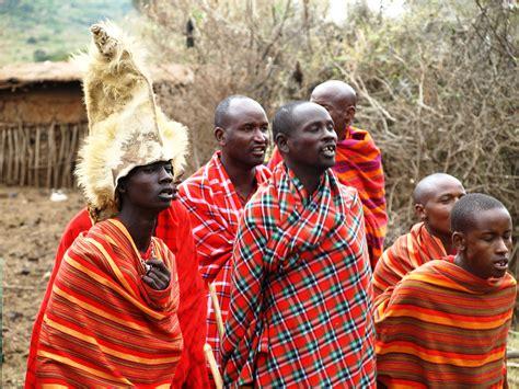 Etnias de Kenia   Blog del Viajero   Udare