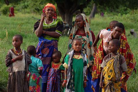 Etnias de Tanzania   Diario del Viajero