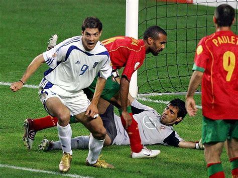 EURO 2004: Incredibile la vittoria della Grecia | CalcioScout