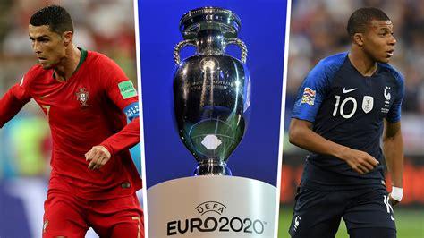 Euro 2020 draw LIVE: England, France, Germany & Spain ...