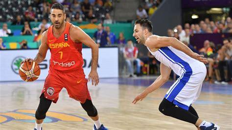 Eurobasket 2017| Croacia España: TV, horario y dónde ver ...