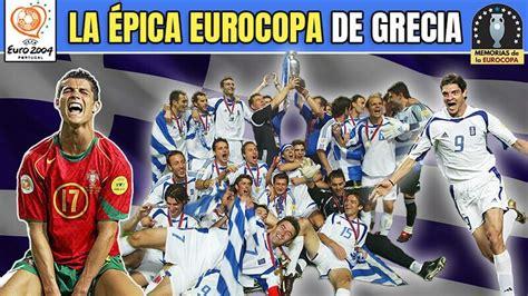 Eurocopa 2004: Épica Griega en la Tragedia Portugesa