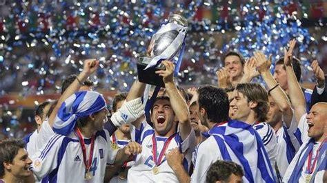 Eurocopa 2004: y la cenicienta se llevó la Eurocopa